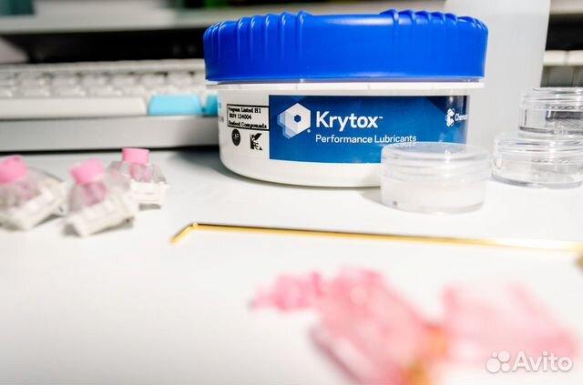 Смазка Krytox - для механической клавиатуры, 5гр 89203899210 купить 4