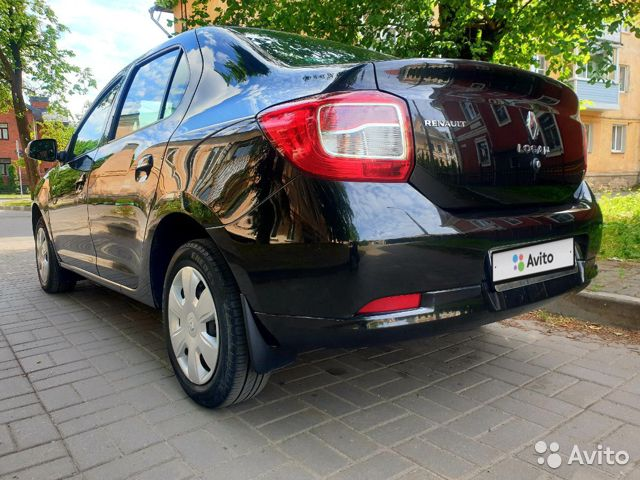 Renault Logan 2014  89062206917 buy 4