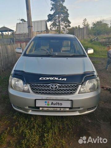 Toyota Corolla, 2001  купить 2