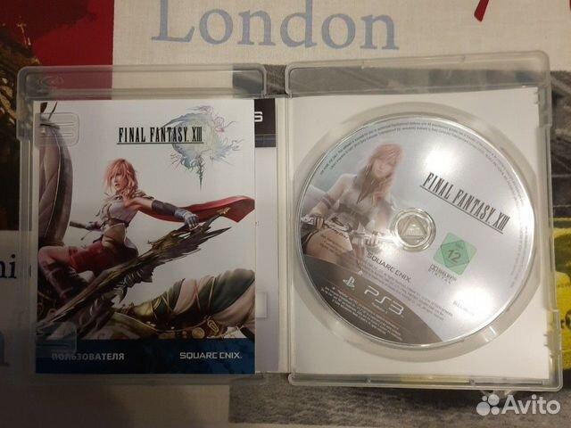 Final Fantasy xiii для PS3  89611345833 купить 2