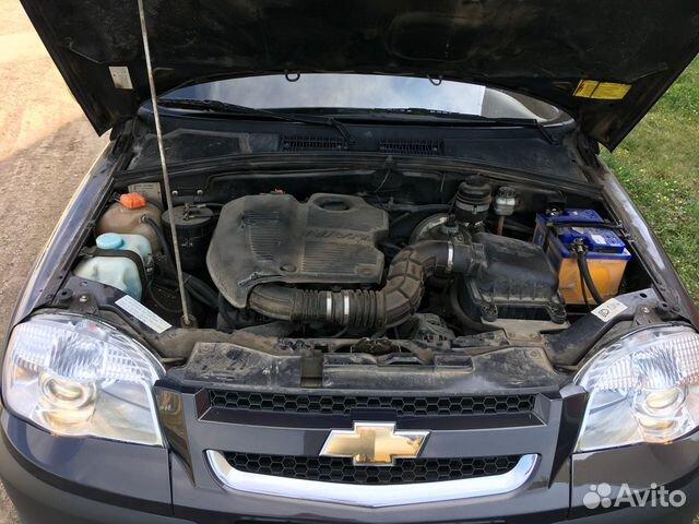 Chevrolet Niva, 2013  89300140225 купить 7