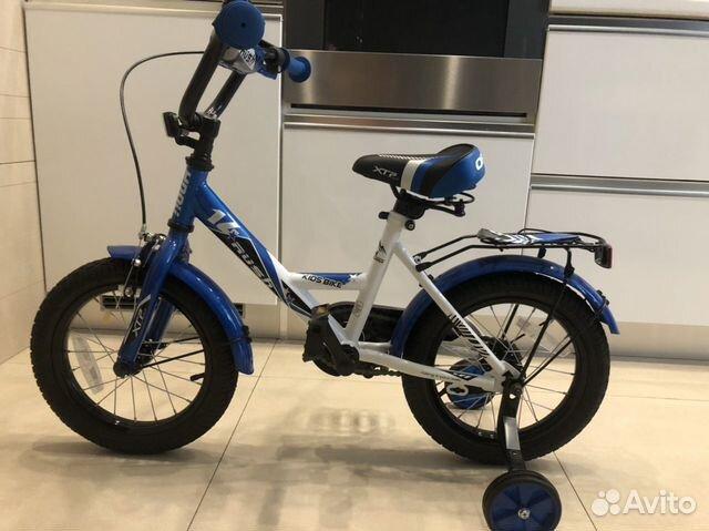 Новый детский велосипед на рост 100-130 см  89149018829 купить 3