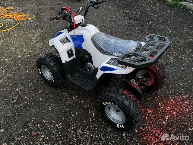 Подростковый квадроцикл motoland eagle 2020  89803403030 купить 3