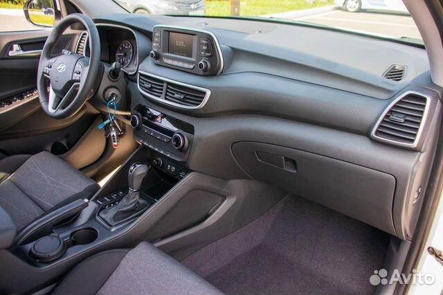 Hyundai Tucson, 2020  83412793053 купить 7