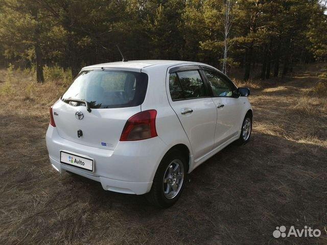 Toyota Vitz, 2005  89644620955 купить 4