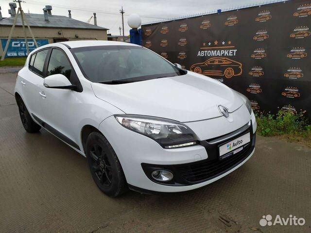 Renault Megane, 2012  89115490305 купить 1