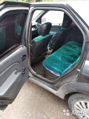 Renault Logan, 2009  89655570646 купить 9