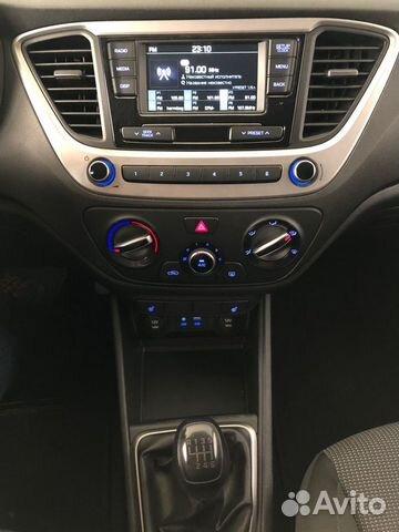 Hyundai Solaris, 2017  88172500265 купить 6