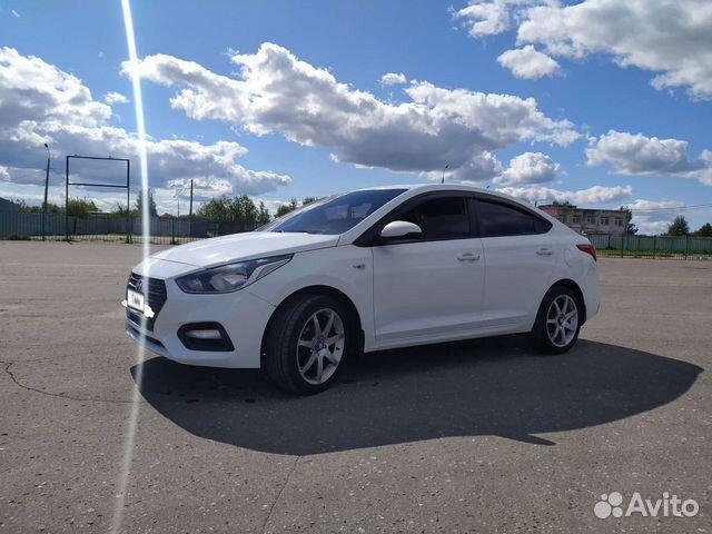 Hyundai Solaris, 2017  89605376769 купить 2