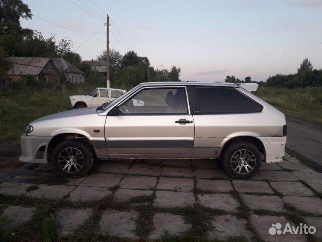 ВАЗ 2113 Samara, 2007  89324442001 купить 1