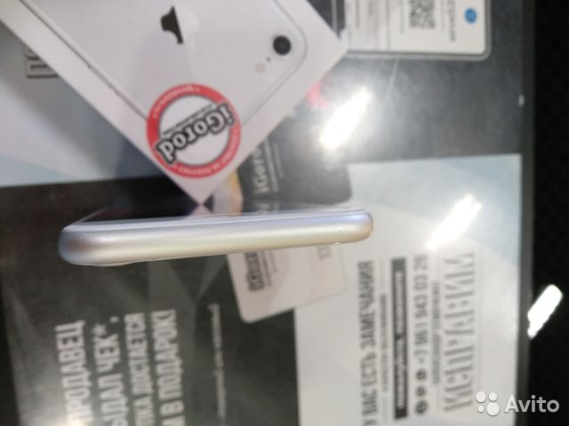 iPhone 8 Silver 256GB imei356759084137273 P07  89677777201 купить 7