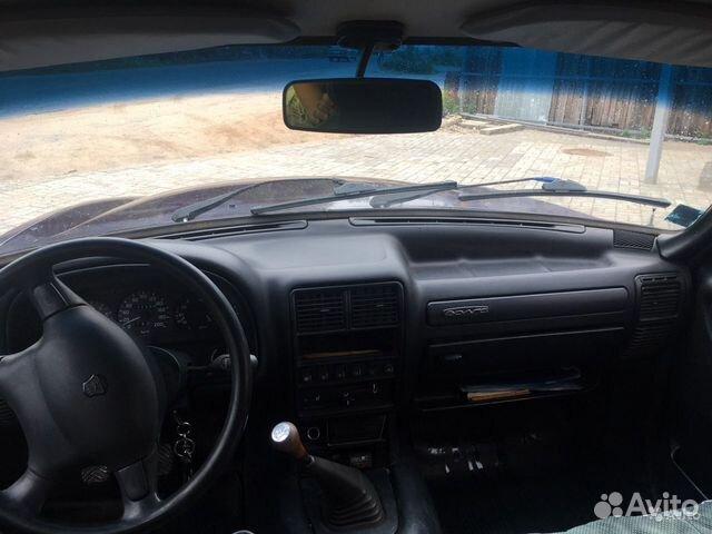 ГАЗ 3110 Волга, 2000  89062953415 купить 8