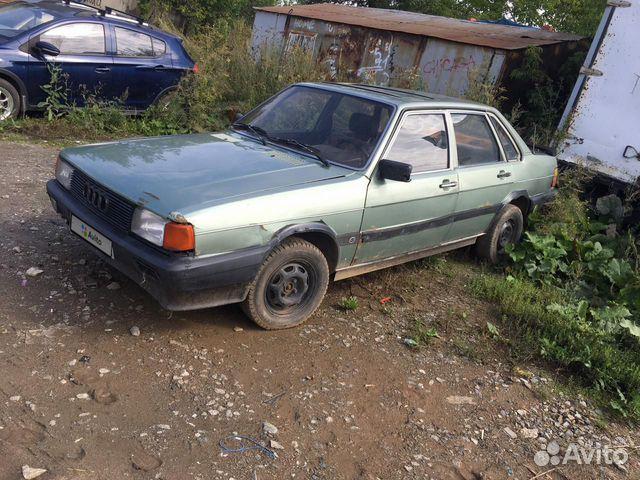 Audi 80, 1984  89856555750 купить 4