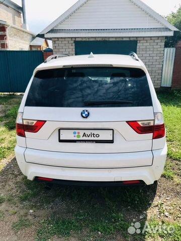 BMW X3, 2009  89656453758 купить 8