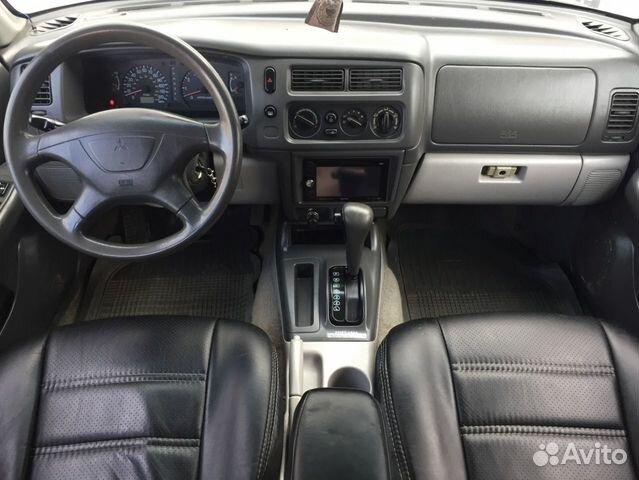 Mitsubishi Montero Sport, 2002  88126290289 купить 9