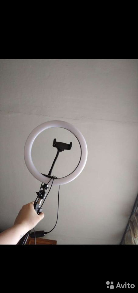 Ring lamp + Tripod  89990598317 buy 1