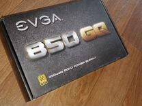 Блок питания evga GQ 850W 80+ gold