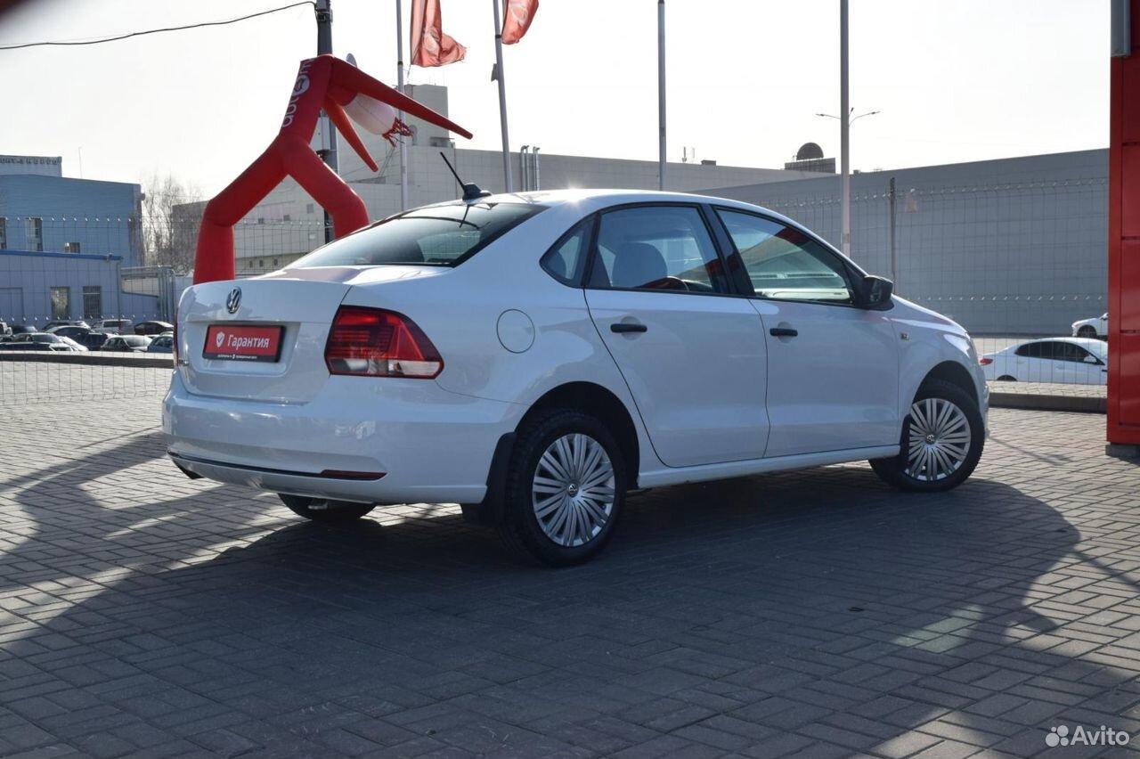 Volkswagen Polo, 2018  88633112345 купить 5