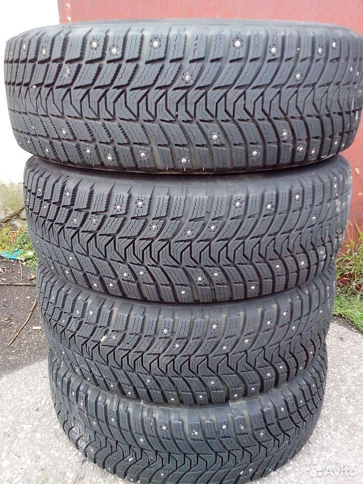 Michelin x-ice 3 215/60 R16