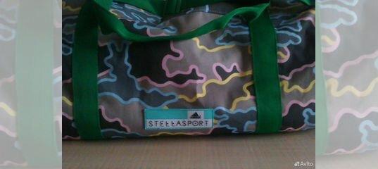 066f27683fd1 Женская сумка Adidas Stella Mccartney купить в Москве на Avito — Объявления  на сайте Авито