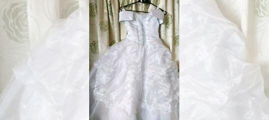 1ae36001ea7650e Платье нарядное на девочку 10-12 лет купить в Московской области на Avito —  Объявления на сайте Авито