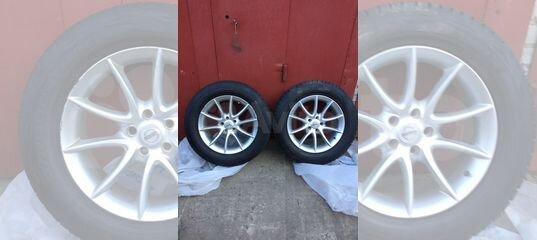 Колеса на Nissan Murano комплект