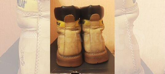 bfb209579 Ботинки Caterpillar купить в Волгоградской области на Avito — Объявления на  сайте Авито