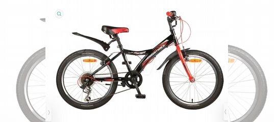 Новый велосипед Novatrack Racer 20. С доставкой