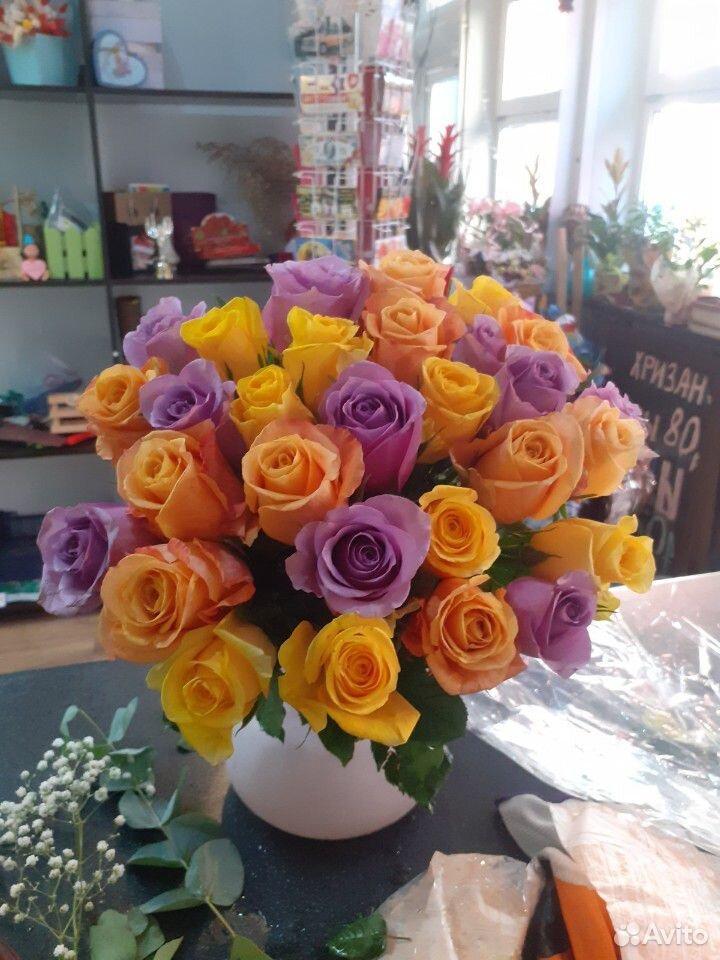 Доставка букетов и цветов  89613395871 купить 4