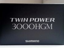 Катушка Shimano 15 Twin Power 3000HGM