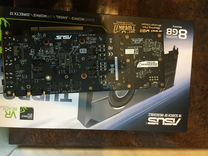 Видеокарта Asus GTX 1070ti