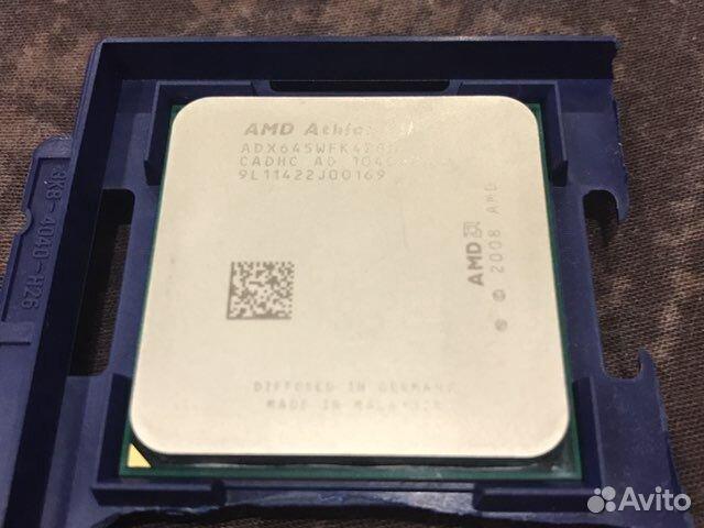 Процессор AMD Athlon II X4 645