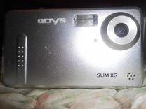 Продам фотоаппарат odys-Slim X5