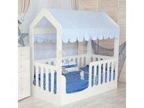 Детская кровать Домик. В наличии