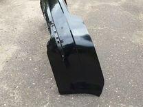 Skoda Octavia A7 бампер задний после 2017г