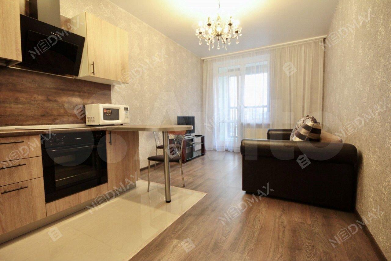 Квартира-студия, 29 м², 3/11 эт.  88129216869 купить 3