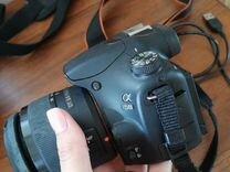 Продаём фотоаппарат sony