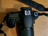 Продам фотоаппарат Canon eos60-d