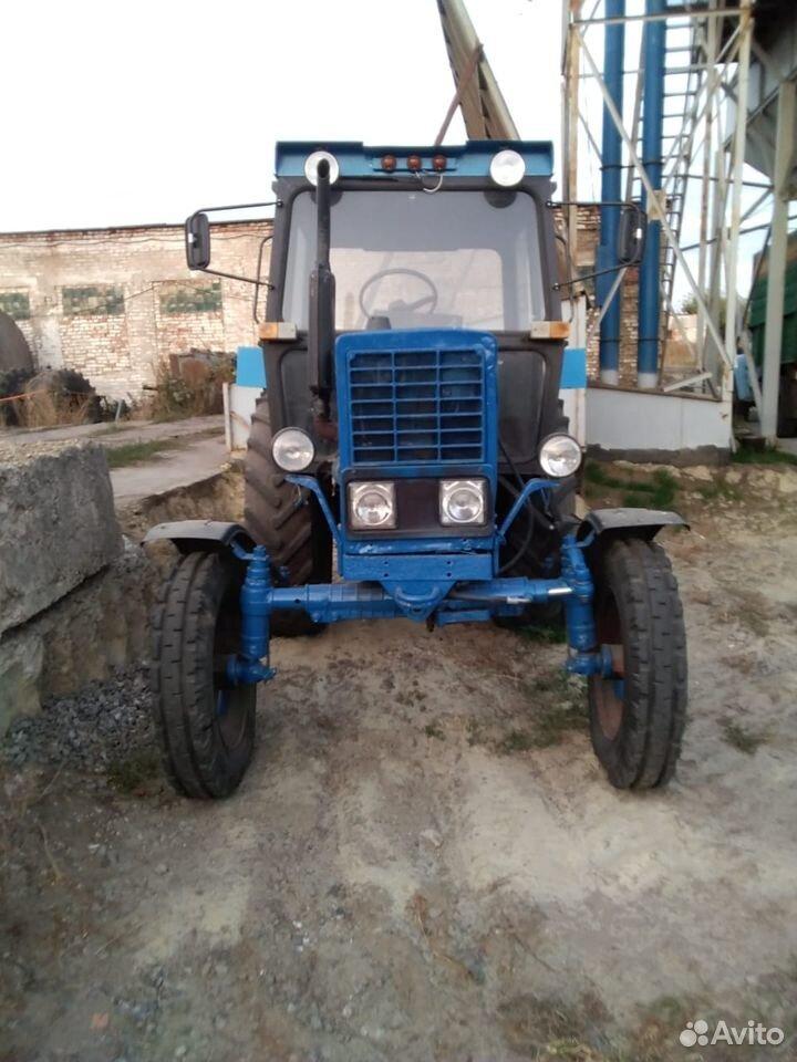 Трактор мтз 80  89606376106 купить 4