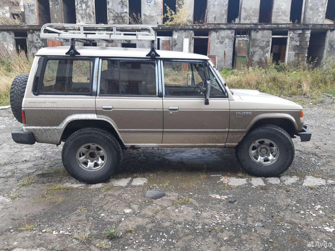 Mitsubishi Pajero, 1988  89841601761 купить 3