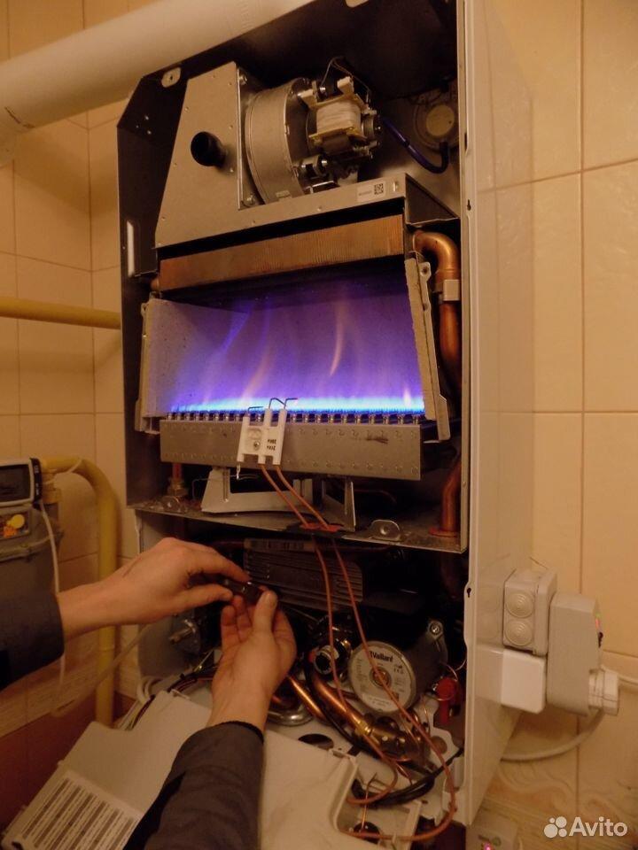 Ремонт газовых колонок в Астрахани