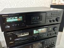 Дека кассетная Onkyo TA-6510 R1