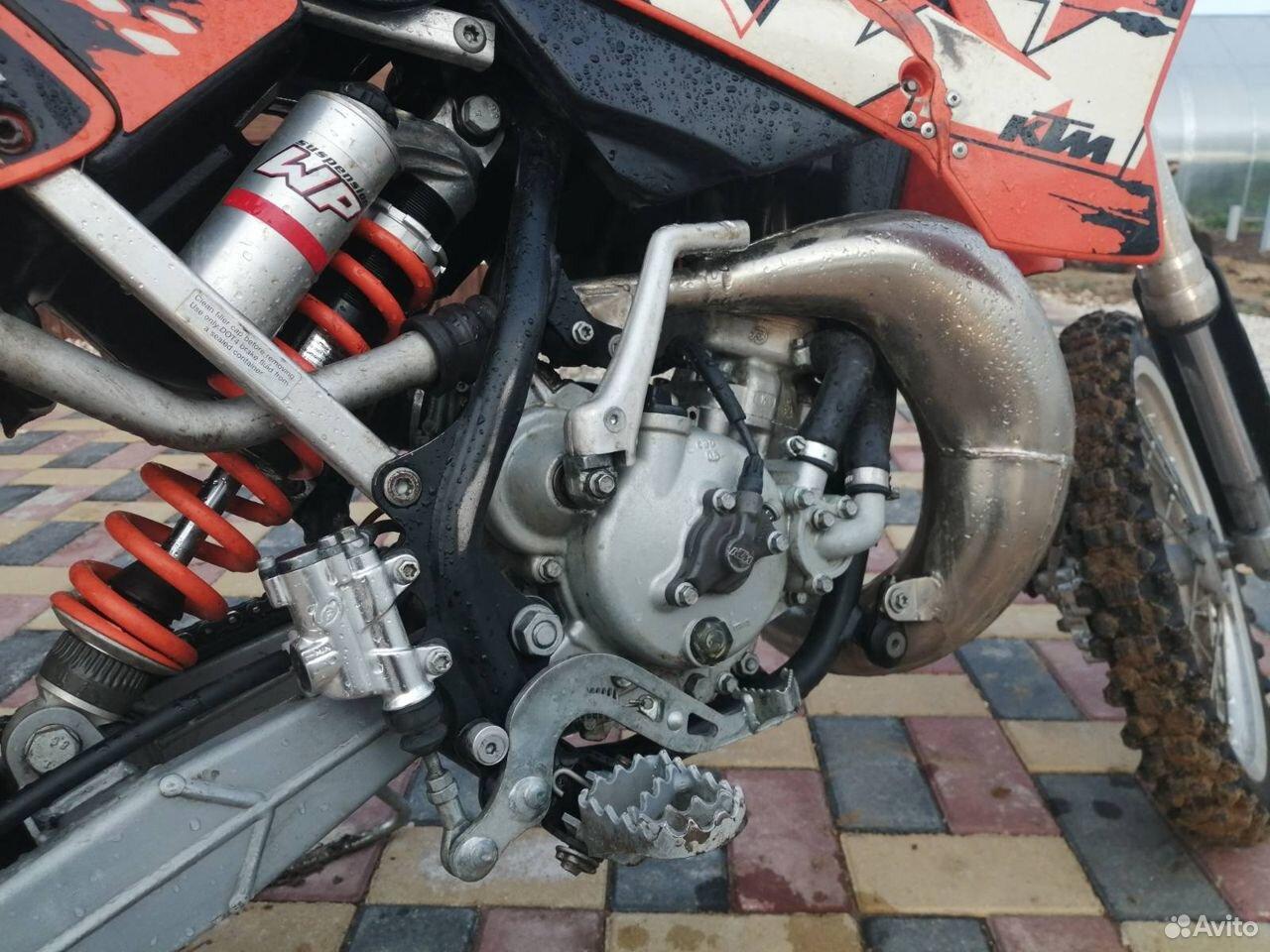 Мотоцикл KTM 65 sx  89190119599 купить 3