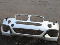 Бампер передний BMW X6 F16 перфоманс