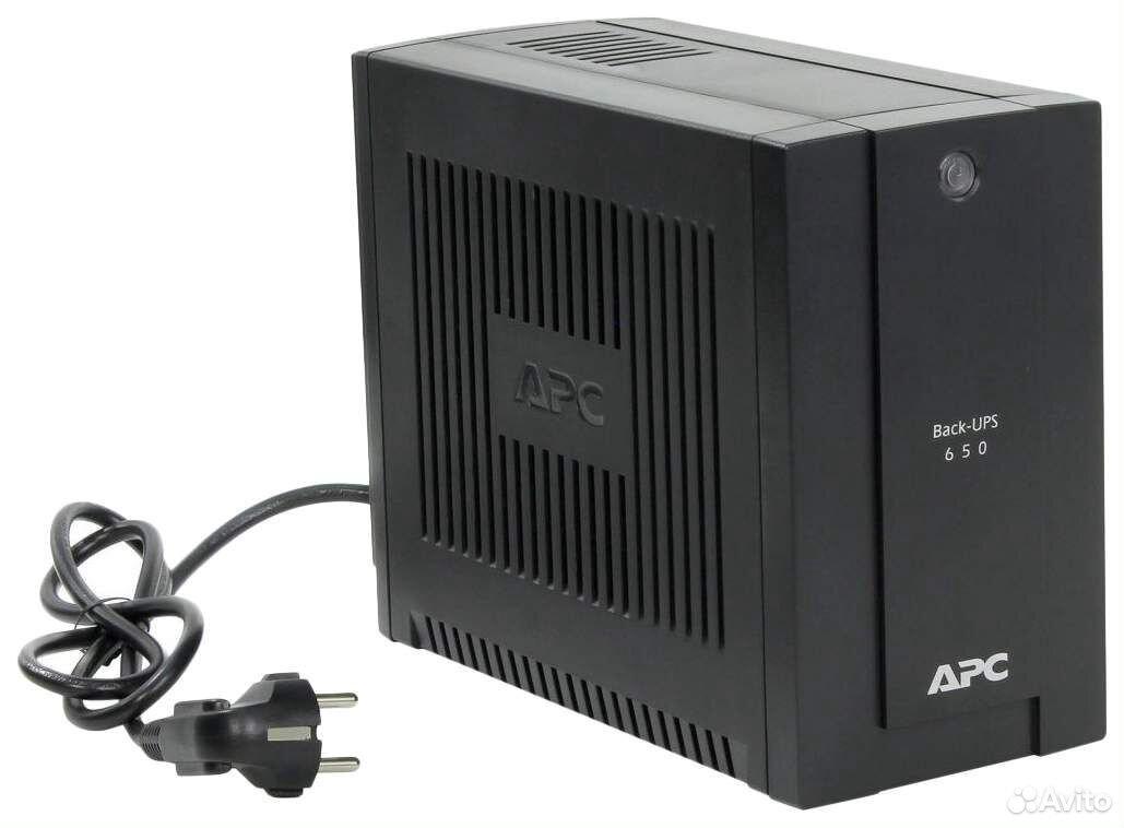 Источник бесперебойного питания APC Back-UPS BC650