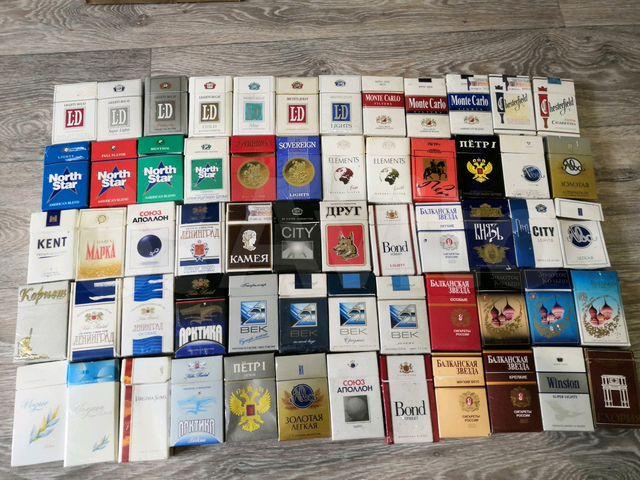 Купить пустые пачки под сигареты купить оборудование для производства сигарет цена