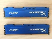 Kingston HyperX Fury 16GB (2x8GB) DDR3 1600