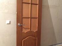 Дверь 70 см б/у