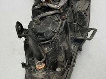 Штатные фары Lancer X 2008