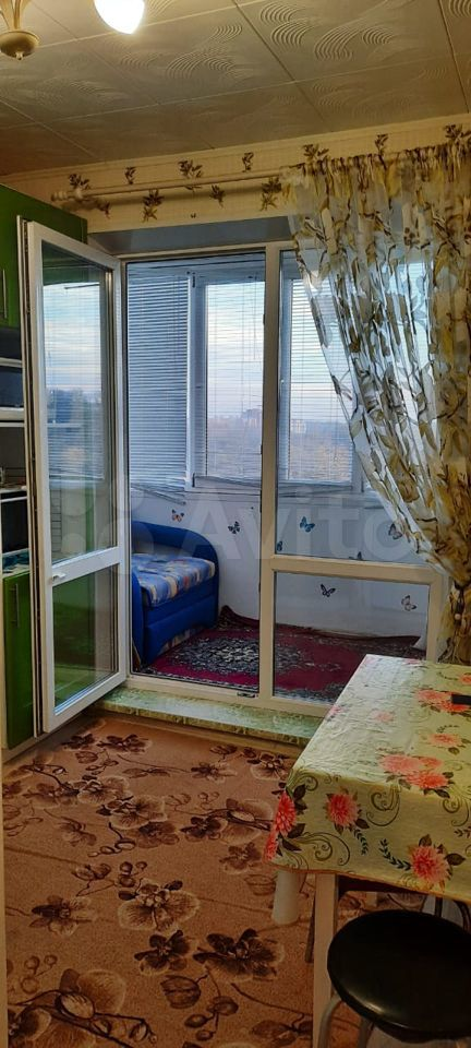 1-room apartment, 37 m2, 9/9 FL.